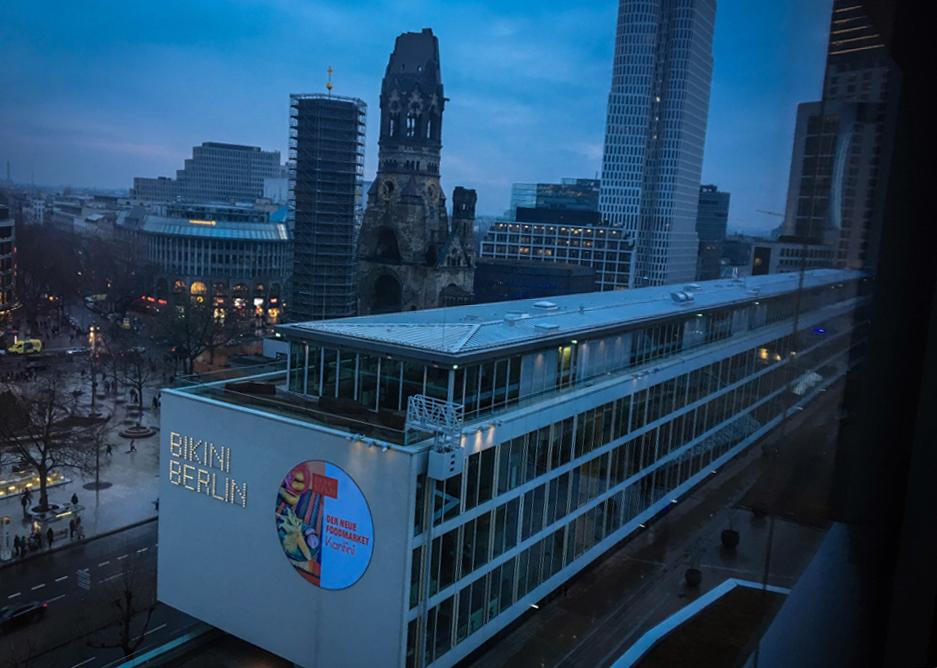 Bikini Berlin 25hours Hotel
