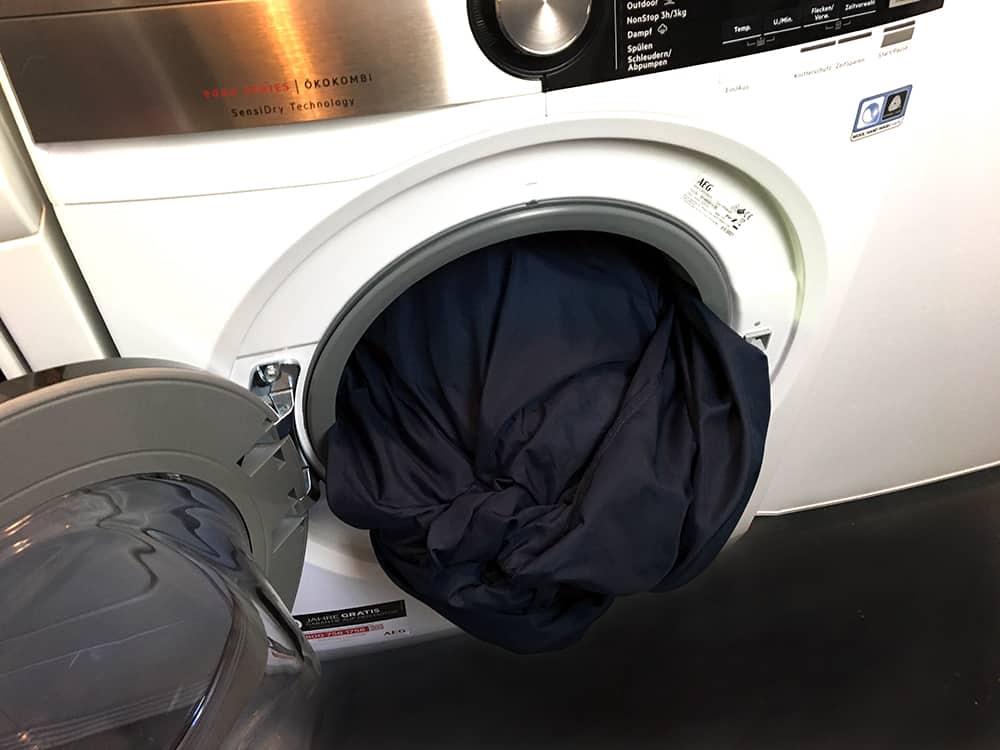 waesche - Der Waschtrockner von AEG im Test