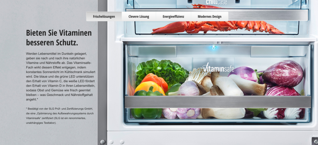 Panasonic Kühlschrank