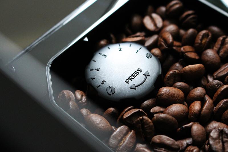 mahlwerk - Philips Kaffeevollautomat mit LatteGo
