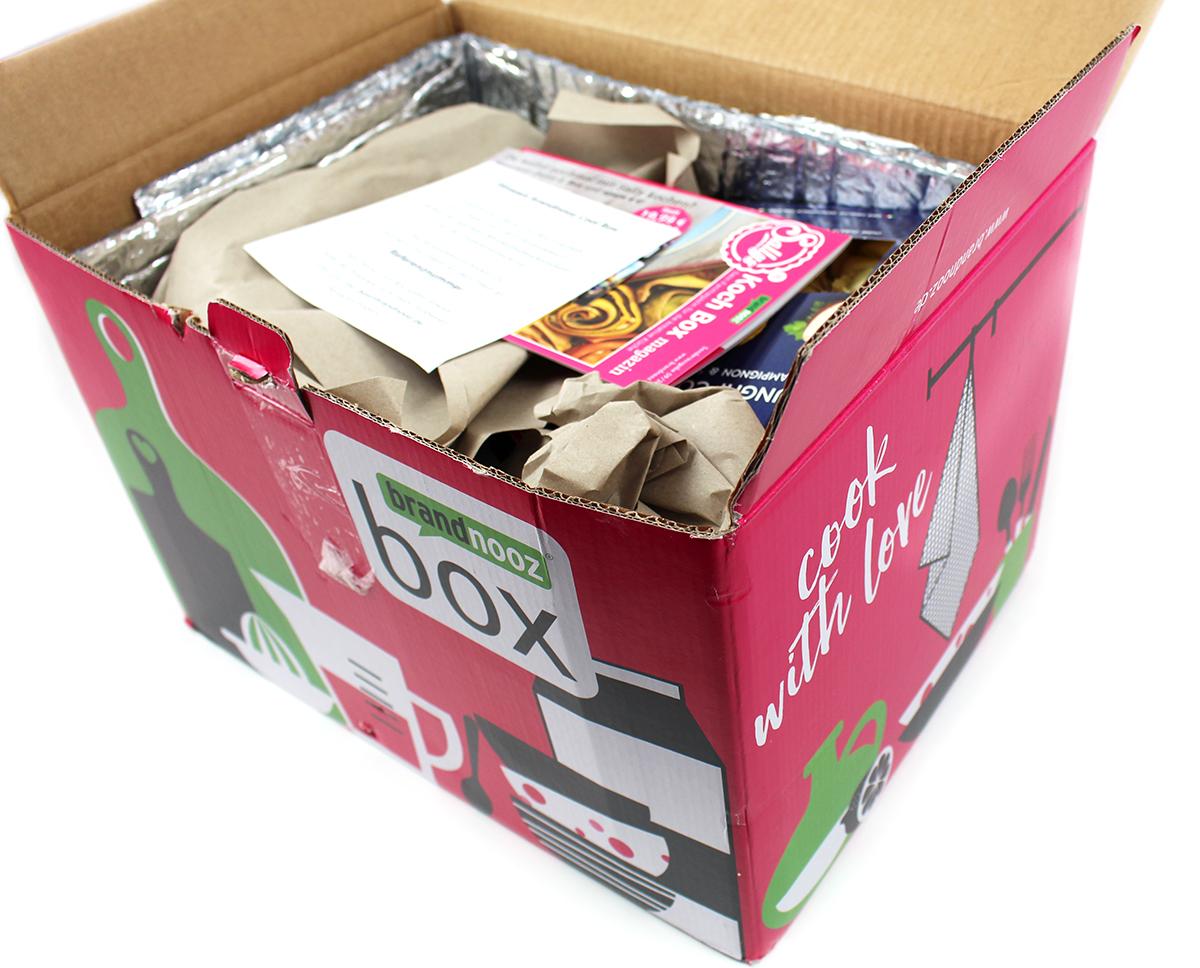 titel 1 - Sallys Koch Box für die kreative Küche