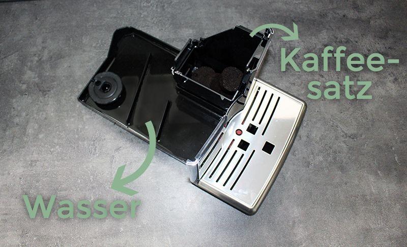 wasser satz - Philips Kaffeevollautomat mit LatteGo