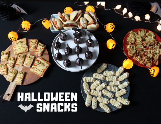 HALLOWEEN1 520x400 - Halloween Snacks für die perfekte Party
