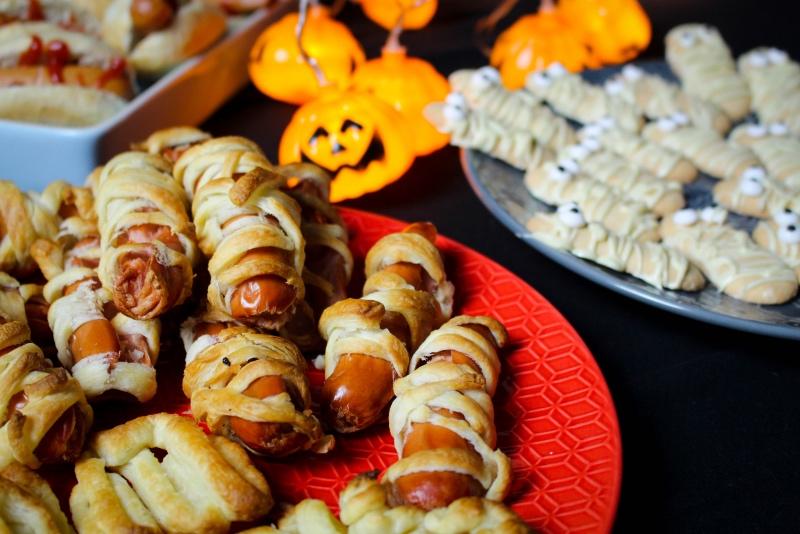 blaetter2 - Halloween Snacks für die perfekte Party