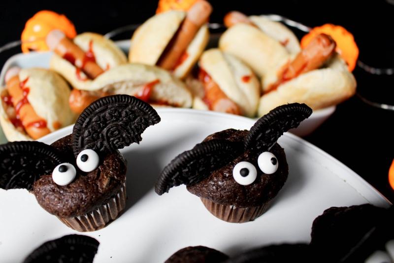 fleder finger - Halloween Snacks für die perfekte Party