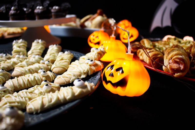 totale3 - Halloween Snacks für die perfekte Party