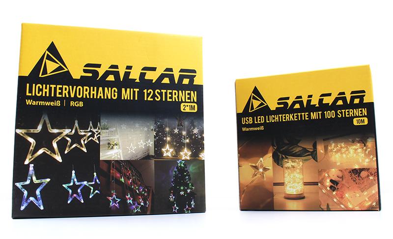 totale - Salcar Beleuchtung & Gewinnspiel