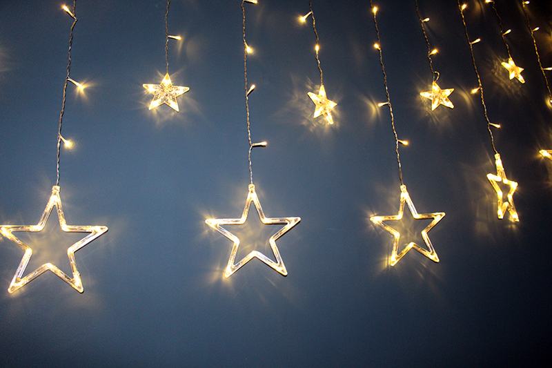 sternenvorhang - Salcar Beleuchtung & Gewinnspiel