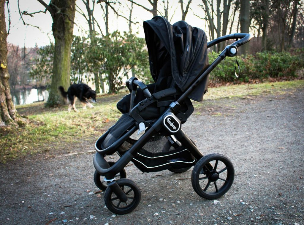 Emmaljunga Kinderwagen NXT90 F Limited Edition Competition Black