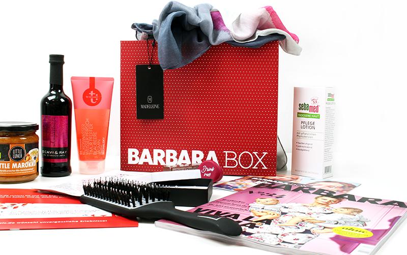 inhalt2 - Viva la Mama Barbara Box & Gewinnspiel