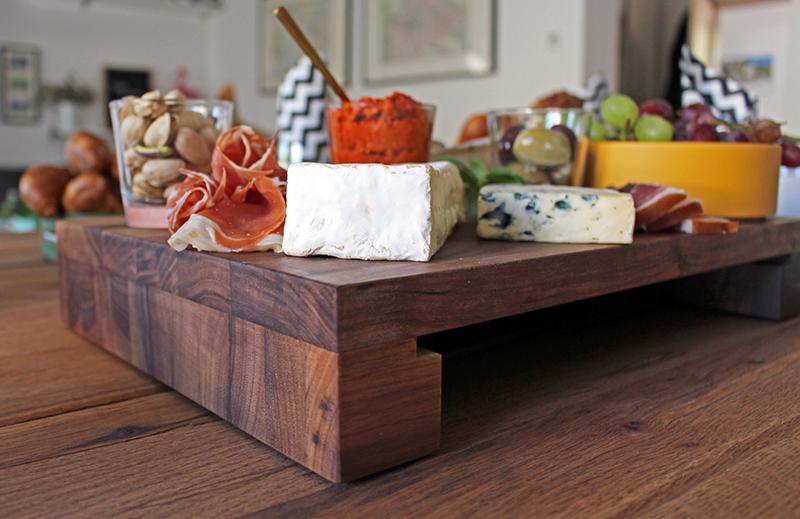 brett tisch holz - Continenta Küchenaccessoires