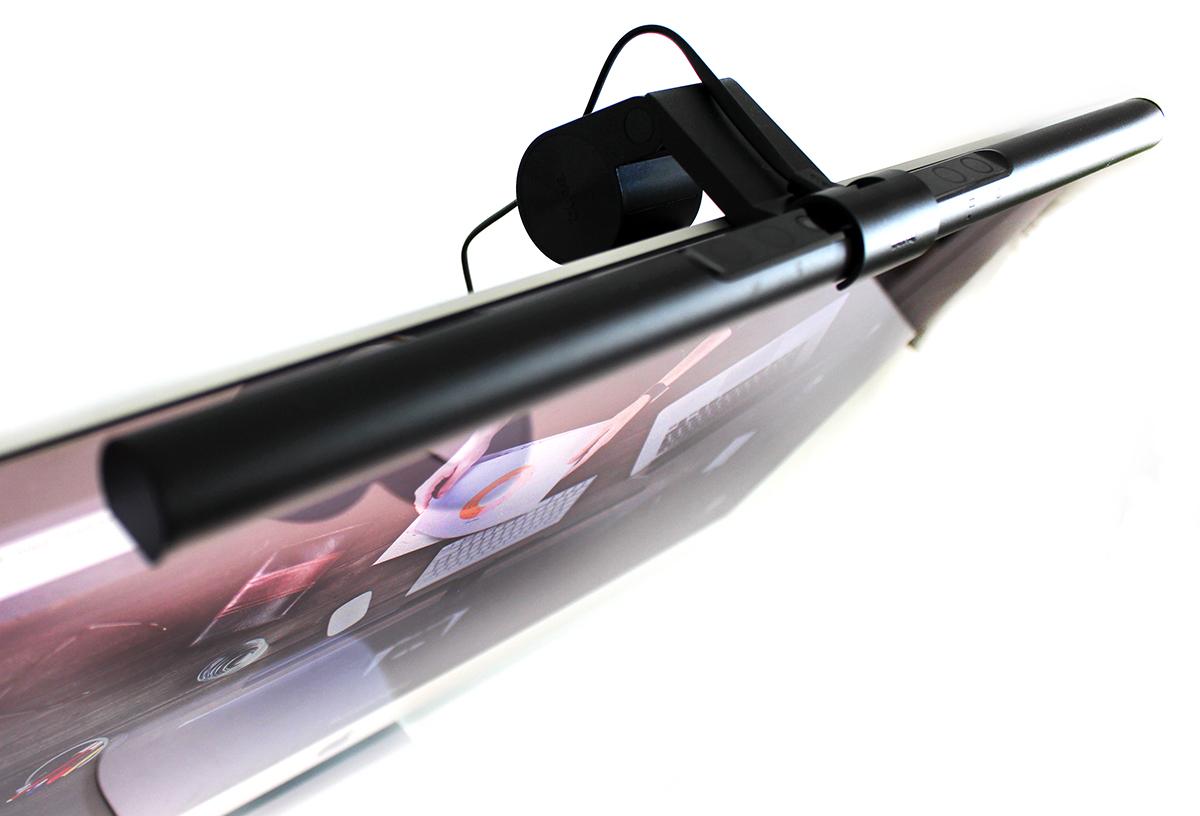 intro3 - BenQ ScreenBar LED-Schreibtischlampe
