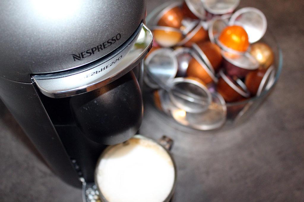 nespresso vertuo kapselmaschine 1024x683 - Nespresso Vertuo Kapselmaschine