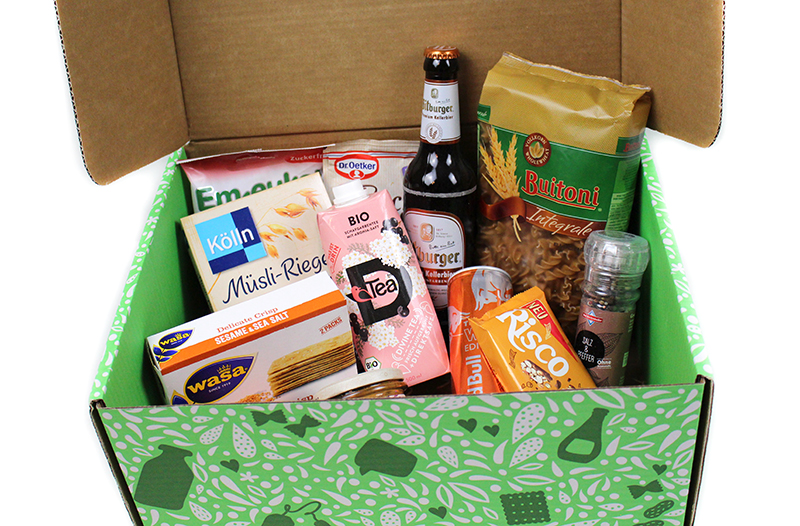 box - Chill im November mit der brandnooz Box