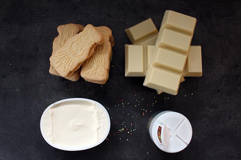 zutaten f%C3%BCr kekstr%C3%BCffel - Kekstrüffel in weißer Schokolade