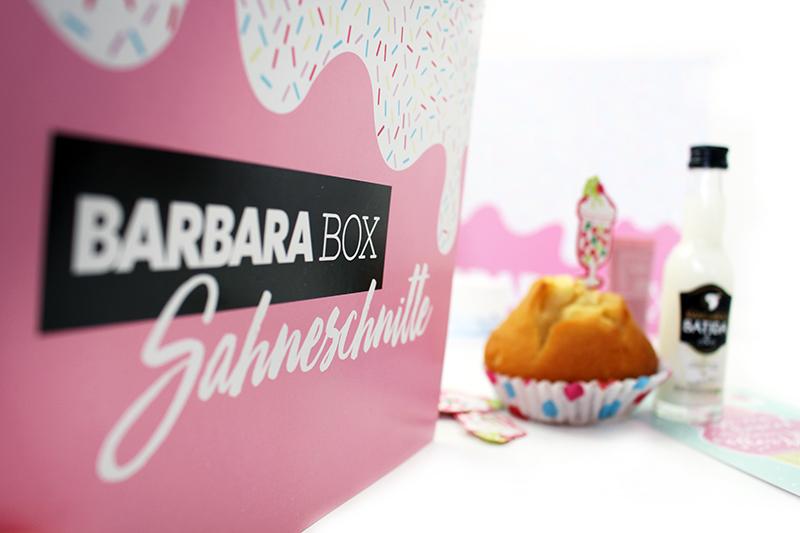 barbara box dezember 2019 ende - Törtchen & Sahneschnitte in der Barbara Box Dezember 2019