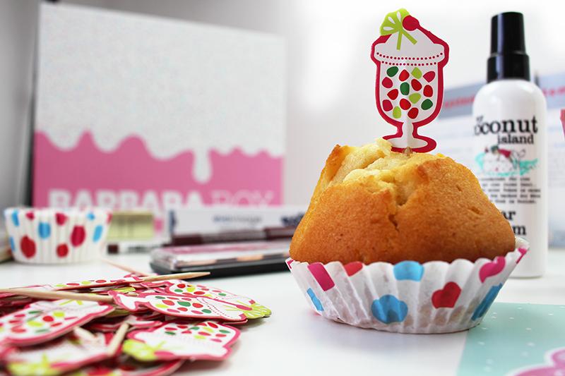 barbara box dezember 2019 muffin - Törtchen & Sahneschnitte in der Barbara Box Dezember 2019