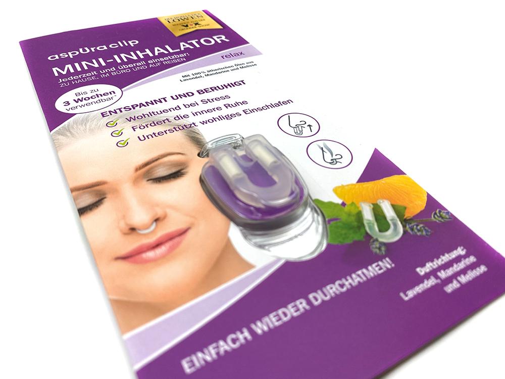 inhalator - Einmal neu bitte mit der Barbara Box