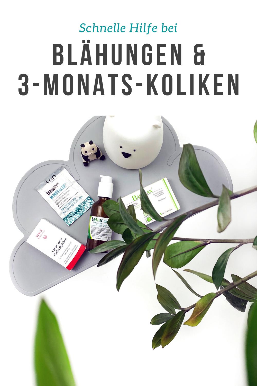 koliken 2 - 3-Monats-Koliken und was uns geholfen hat