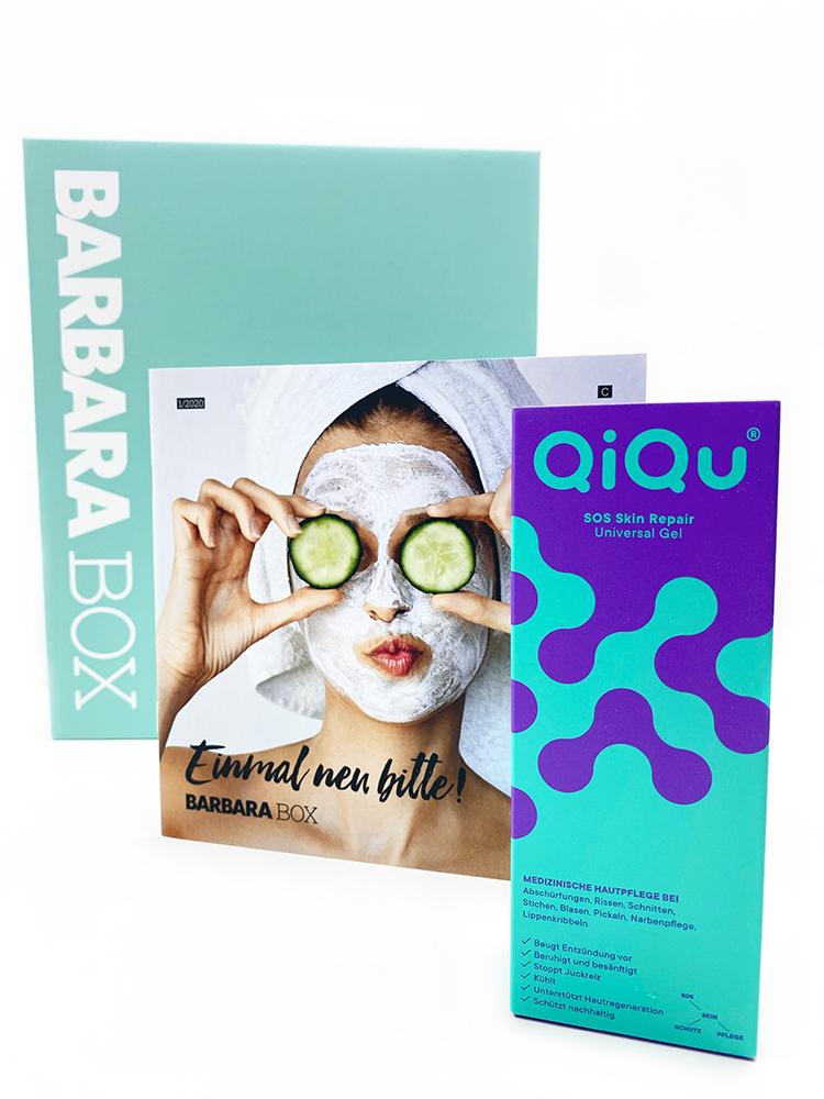 qiqu - Einmal neu bitte mit der Barbara Box