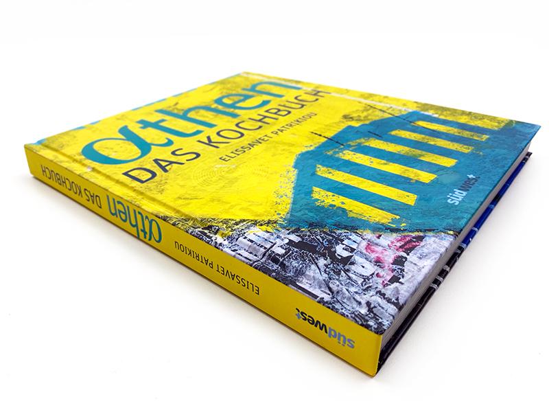 athen cover - Athen - Das Kochbuch & Gewinnspiel