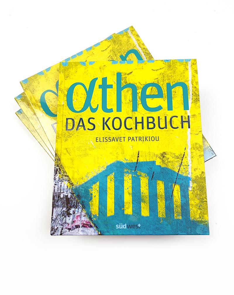 athen cover 3 - Athen - Das Kochbuch & Gewinnspiel