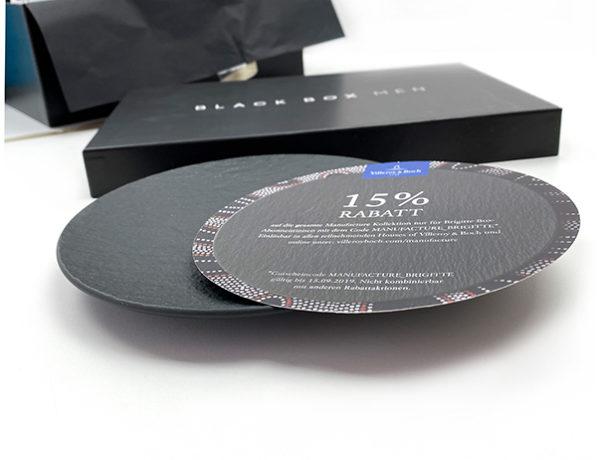 teller 600x460 - Black Box Men Frühling 2020 & Gewinnspiel