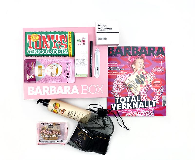 """ausgepackt bb - Barbara Box April 2020 - """"Ein Hoch auf mich!"""""""