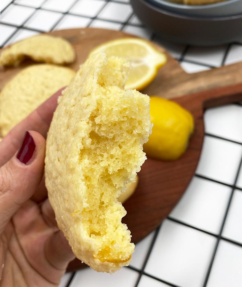 fluffigkeit - Lemon Cookies - super saftige Zitronenkekse