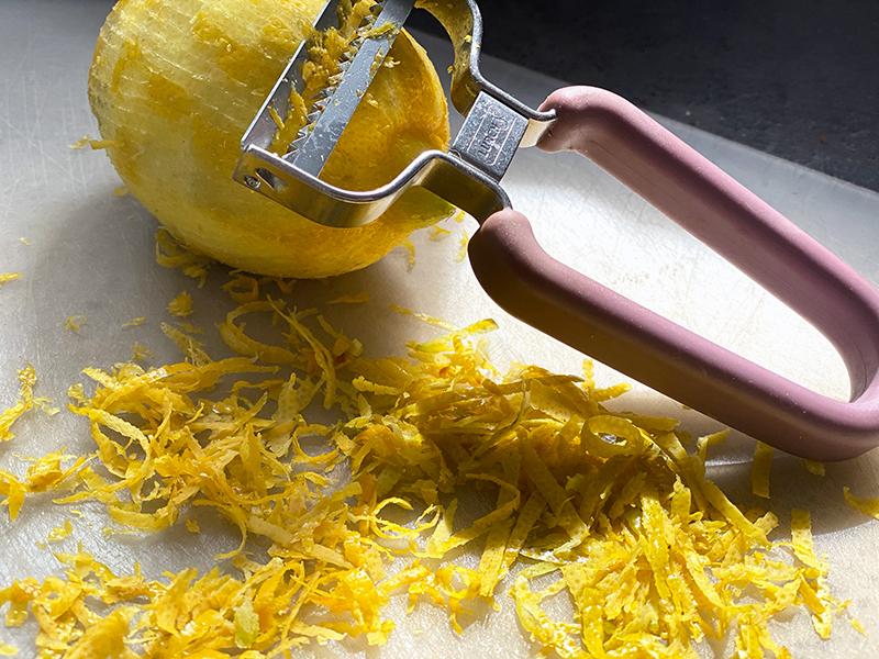 zesten - Lemon Cookies - super saftige Zitronenkekse