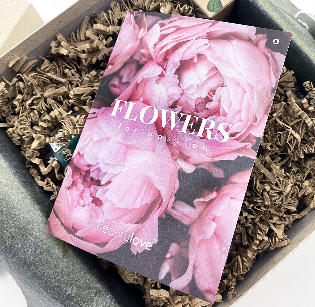 flowers - beautylove - The Natural Box