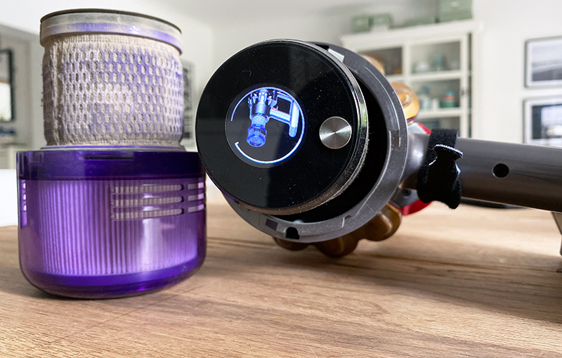 filter - Dyson Staubsauger V11 Absolute Pro