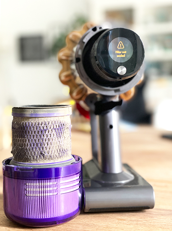 filter2 - Dyson Staubsauger V11 Absolute Pro