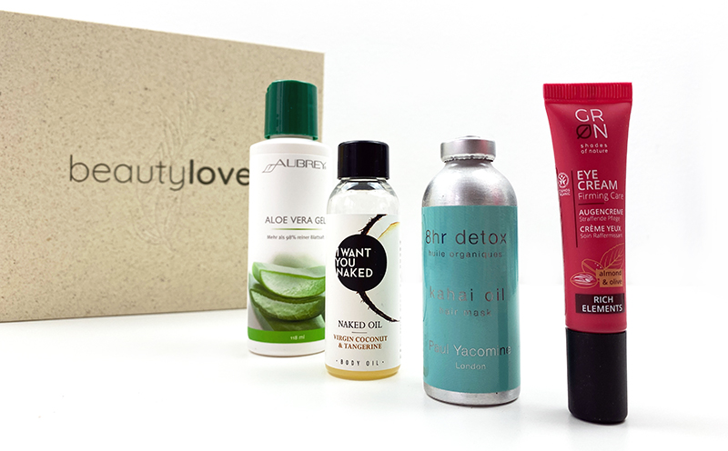 bl3 - Beautylove Box Nummer 2 - Powerful Rainforest