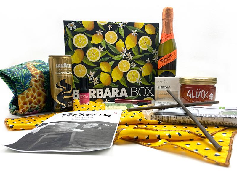 ldv ende - La Dolce Vita mit der Barbara Box