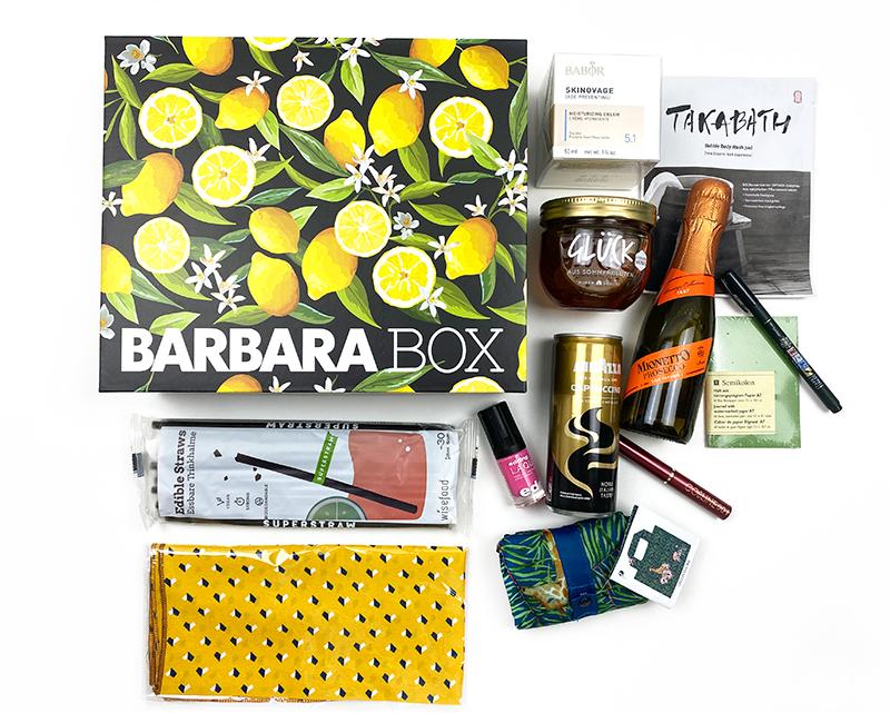 ldv inhalt3 - La Dolce Vita mit der Barbara Box