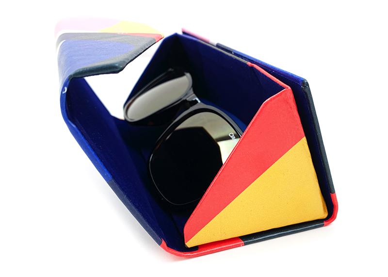 offen kl - Suppeal - Faltbare Brillenetuis mit Style