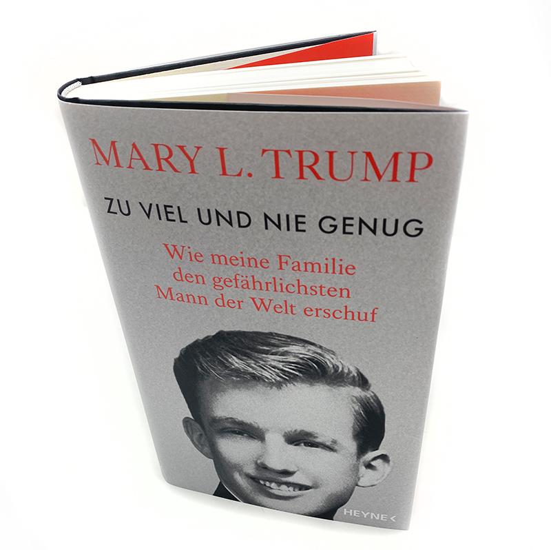 trump3 - Zu viel und nie genug von Mary L. Trump