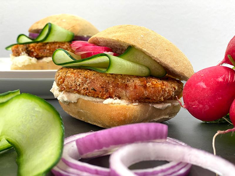 GreenDate Burger3 kl - GreenDate - Natürlich geiles Grünzeug & Gewinnspiel
