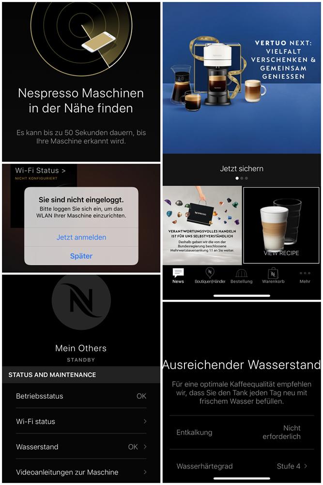 VertuoNextAPP - Nespresso Vertuo Next Kapselmaschine