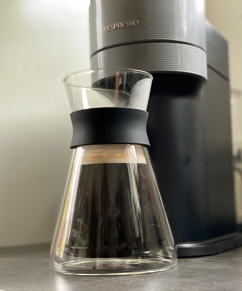 Vertuo Carafe - Nespresso Vertuo Next Kapselmaschine