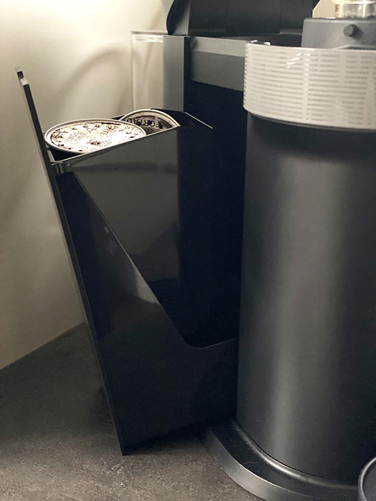 Vertuo Kapselbehaelter - Nespresso Vertuo Next Kapselmaschine