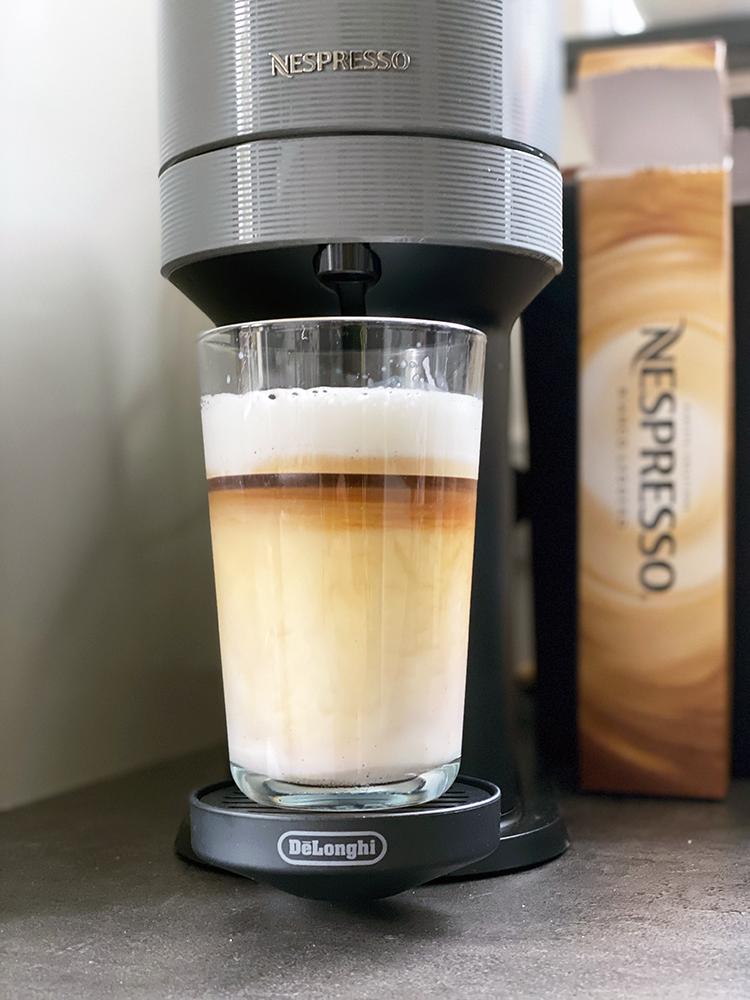 Vertuo Latte - Nespresso Vertuo Next Kapselmaschine