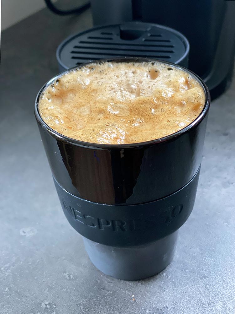 Vertuo kaffee pur - Nespresso Vertuo Next Kapselmaschine