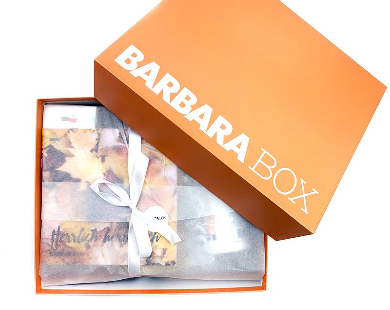 """karton1 - Barbara Box """"Herrlich herbstlich"""" Unboxing"""