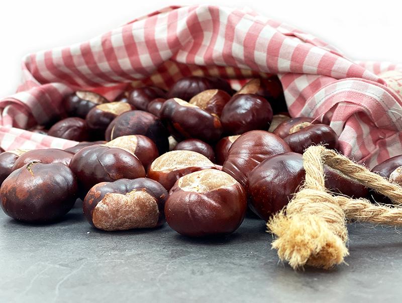 kastanien - Waschmittel aus Kastanien