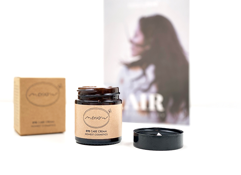 morrow Augencreme - beautylove – The Natural Box Air Tranquillity