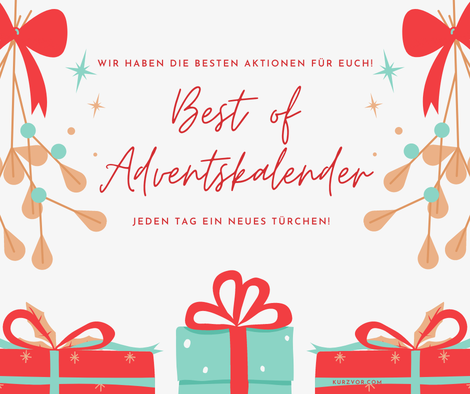 Best of Adventskalender - Best of Advent