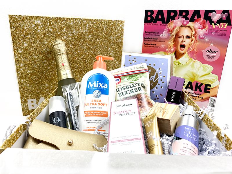 Inhalt bb goldstueck - Das Goldstück der Barbara Box