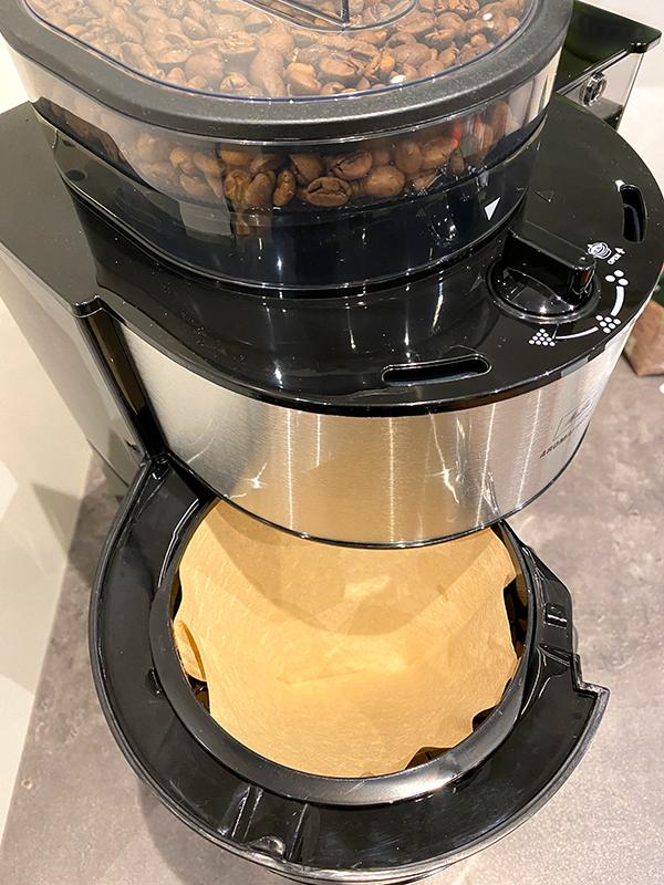 aromafresh filter - Melitta AromaFresh Filterkaffeemaschine